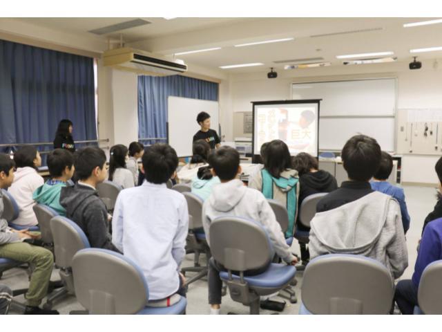 小学校にてICTリテラシー講座を実施しました。