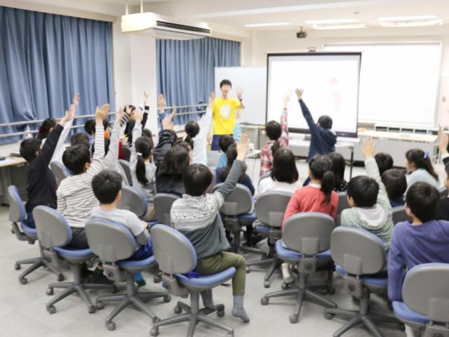 文京区立青柳小学校でリテラシー授業を実施しました。